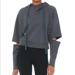 NWT Alo Yoga Peak Long Sleeve Hoodie